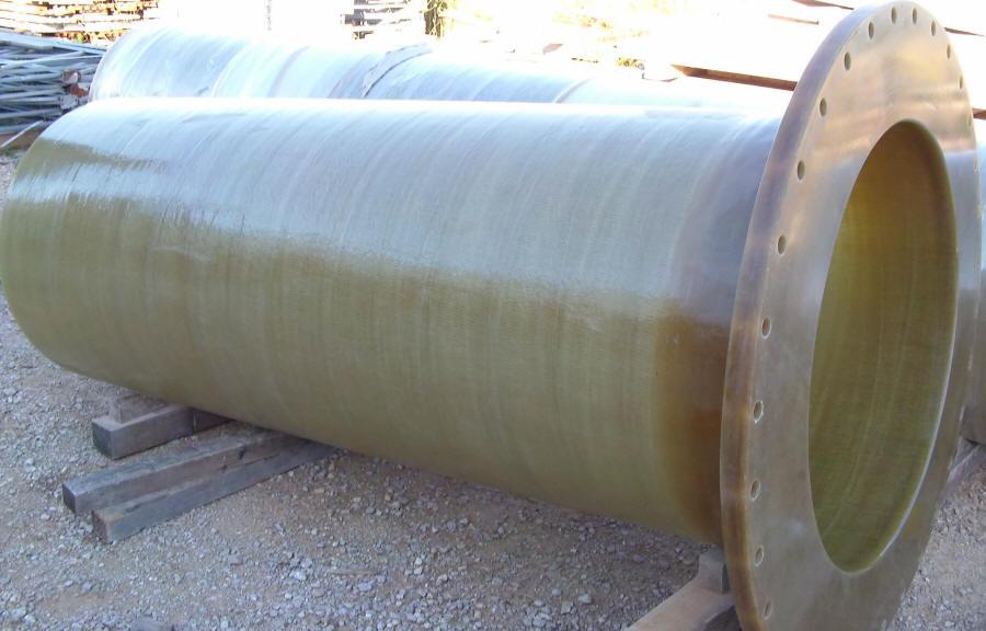 Accesorios prfv de alphaplast f brica de tubos de fibra - Tubos fibra de vidrio ...